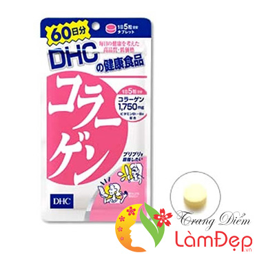 Collagen DHC viên