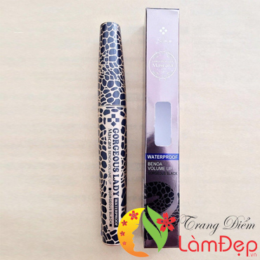 Mascara WaterProof Benoa