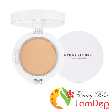 Phấn Tươi Nature Republic Provence Water Drop Pact SPF30 PA