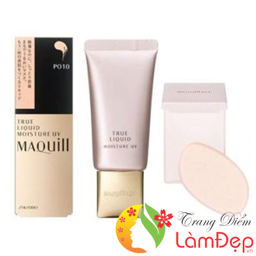 Kem Nền Shiseido Maquillage True Liquid Long Keep UV