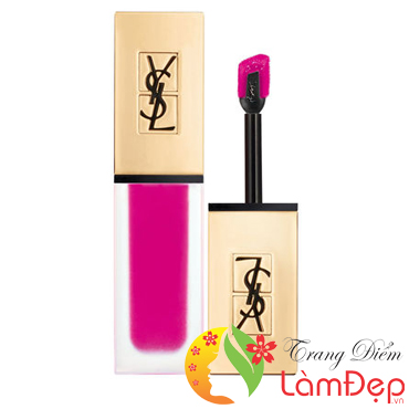 Son YSL Kem Lì  Màu 03 Rose Ink (NEW)
