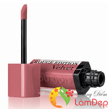Son Velvet Bourjois 10 Don't pink of it